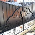 Кованые ворота Владивосток