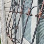 Кованые решетки на окна Владивосток