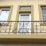 Кованный балкон Владивосток