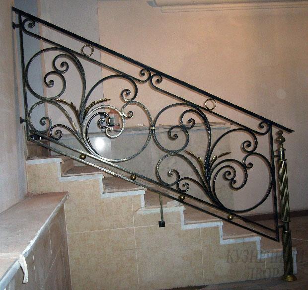 Кованные лестницы Владивосток