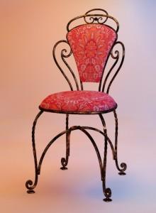 Кованые стулья Владивосток
