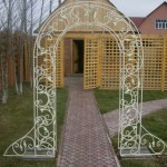 Кованые арки