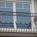 Кованые балконы Владивосток
