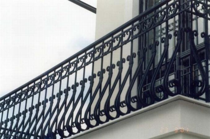 Кованые балконы владивосток ковка. художественная ковка влад.