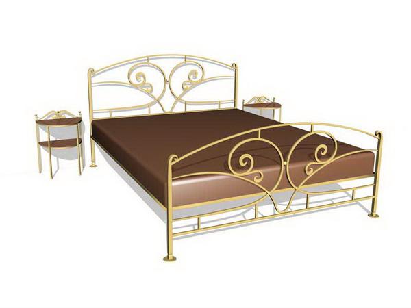 Эскизы кованых кроватей Владивосток