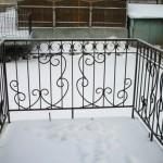 Кованые ограждения Владивосток