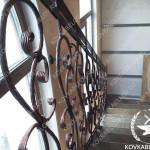 Кованая лестница Владивосток