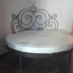 Круглые кованые кровати Владивосток