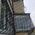Кованые решетки на окна и балкон Владивосток