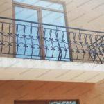Кованные балконные ограждения Владивосток